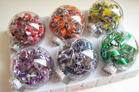 how to recycle recycled tree ornaments