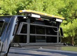 Truck Bed Bars Whelen Fleet Rack Truck Bed Equipment And Light Bar Mounting Rack