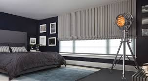 window treatments to elevate your man cave décor the shade store