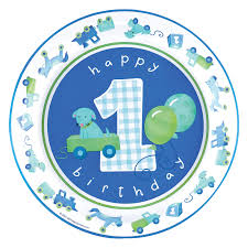 1st birthday boy boys 1st birthday cake icing image this party started
