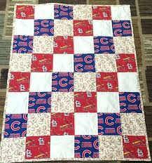 Chicago Cubs Crib Bedding Chicago Cubs Baby Bedding A Personal Favorite From My Shop Wwwcom