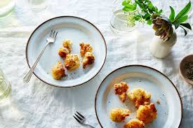Fried Parmesan Fried Cauliflower In Parmesan Batter Recipe On Food52