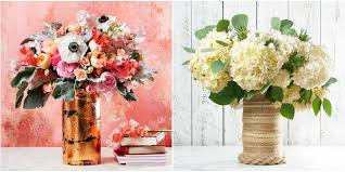 Personalized Flower Vases Decorate A Glass Vase Glass Vase Crafts