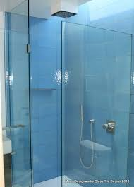 glass tile shower contemporary bathroom san francisco by