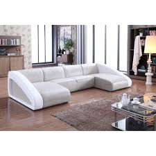 Grey Leather Sectional Sofa Best 25 White Leather Sectionals Ideas On Pinterest White