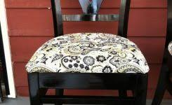 How To Reupholster Dining Room Chairs Reupholster Dining Room Chair Good How To Reupholster Dining