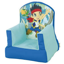 Jake And The Neverland Pirates Curtains Official Disney And Character Childrens Cosy Chairs Inflatable
