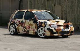 volkswagen modified video vw golf iv modified by german tuners at mte automotorblog