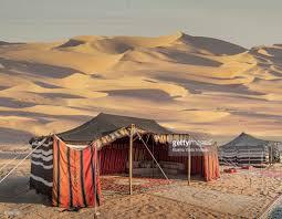 desert tent bedouin tent in the desert stock photo getty images