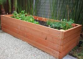 Garden Box Ideas Vegetable Planter Box Container Gardening Vegetable Garden