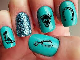 western nail art best nail 2017 cowgirl nail art easy way nail