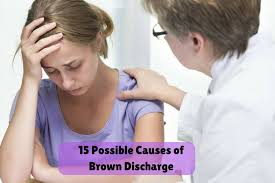 hair vagaina photos brown vaginal discharge top 13 causes what to do