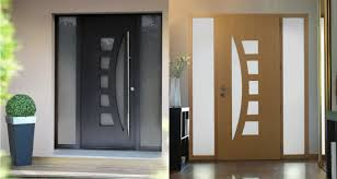 porte chambre bois portes d entrée menuiserie blanc