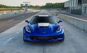 just corvette gets five admiral blue heritage chevrolet corvette grand
