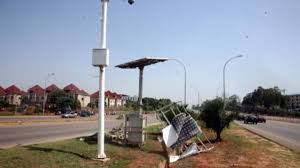 Solar Panel For Street Light by Photonews The State Of 470 Million Abuja Cctv Cameras U0026 Solar