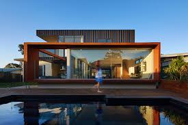 Contemporary Beach House Plans by Contemporary Beach House Plans Australia Design Sweeden