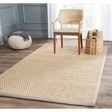 Straw Rug Ikea Flooring Natural White Seagrass Rug For Modern Flooring Decor