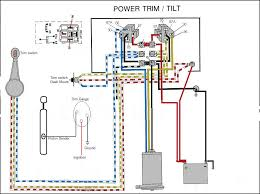 1987 50hp johnson trim and tilt wiring question page 1 iboats