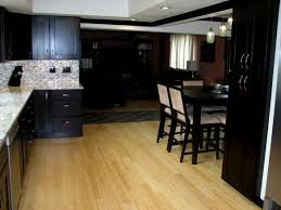 what color hardwood floors go with maple cabinets look here