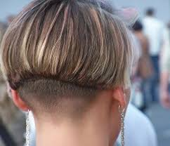 high nape permed haircut 396 best hair super short napes images on pinterest hair styles