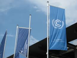 What Does The Un Flag Symbolize Hotter Can Un Talks In Bonn Make A Difference