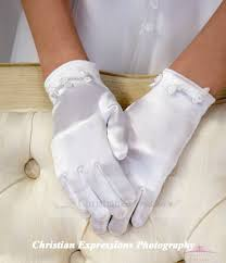 communion gloves communion gloves satin small rosebuds shop communion