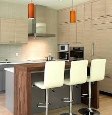 view in gallery contemporary wooden kitchen bar design 12