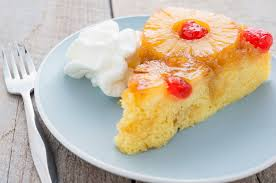 stovetop pineapple upside down cake