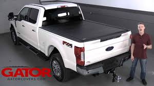 Ford F350 Truck Cover - how to install gator recoil retractable tonneau cover on ford f