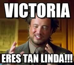 Victoria Meme - victoria ancient aliens meme on memegen