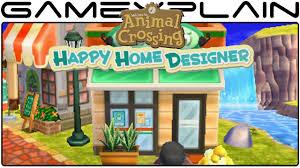 animal crossing happy home designer journal a shop for isabelle