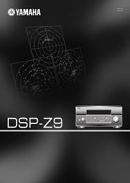yamaha amplifier dsp z9 pdf owner u0027s manual free download u0026 preview