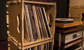 Vinyl Record Bookcase Bored Of Ikea 12 Alternative Ways To Store Your Records The
