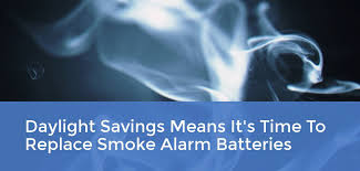daylight savings means it u0027s time to replace your smoke alarm