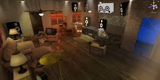 House Design Games Mobile Felix Jorge 2 Chainz Trap House Mobile Vr Game Living Room