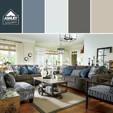 ashley furniture blue sofa 21 best home living room images on pinterest living room ideas