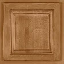 american woodmark 13x12 7 8 in portland maple cabinet door sample