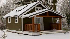 cozy 420sq ft backyard cottage tiny house listing youtube
