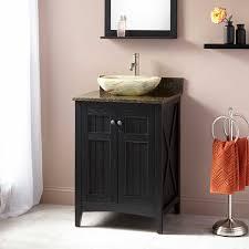 Vanities For Bathroom Black Double Sink Vanity Signature Hardware
