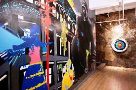 pop art wall shenra com 20 pop art wall decals love pop art wall decal shop fathead for