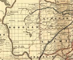 Big Bend Map Big Bend Railroad History January 2016