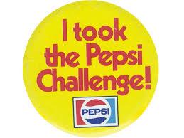 Pepsi Blind Taste Test Pepsi Challenge Returns With A Bubbly Twist Abc News