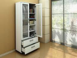 creative contemporary bookcase designs ideas contemporary image of contemporary bookcase with doors
