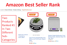 amazon kitchen best sellers amazon sales rank what is it good for sellics