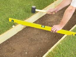 Installing Pea Gravel Patio How To Lay A Gravel Pathway Diy