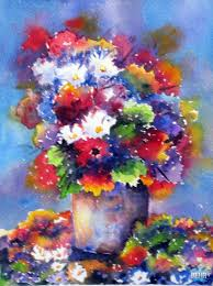 still life paintings of flowers