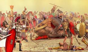 Punic Wars Map 202 Bc Scipio Uses Hannibal U0027s Spies Against Him Weaponsman