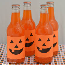super easy jack o u0027 lantern halloween drinks the resourceful mama
