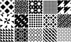 Geometric Designs 100 Free Monochrome Geometric Patterns By Martin Isaac Patternhead