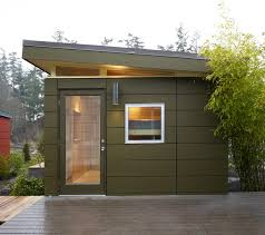 modular in law suite modern inside shed retreats modern shed building a home